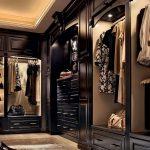 Красивая гардеробная