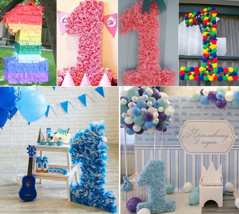 Лучшие идеи оформления комнаты ко Дню Рождения ребенка