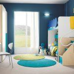 Детская комната для двух мальчиков в морском стиле