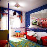 Детская комната для двух мальчиков