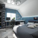 комната для мальчика-подростка
