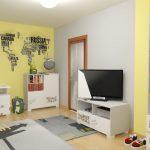 системы хранения в комнате мальчика-подростка