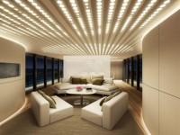 Освещение потолка — 100 фото модного дизайна