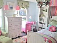 Детская комната для девочки — оформляем современный дизайн для маленькой принцессы (90 фото)