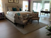 Ковер в спальню — новинки стильного дизайна 2022 года