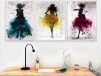 Как украсить стену своими руками: 150+ лучших фото примеров декора