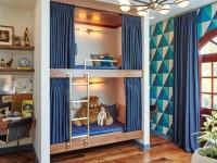 Особенности дизайна детской комнаты для двух мальчиков (100+ фото)