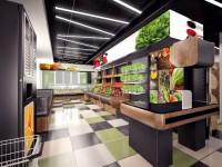 Грамотный дизайн-проект — основа качественного ремонта магазина