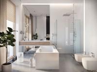 Лофт в интерьере ванной комнаты: подробный разбор стиля с фото-примерами