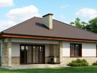 Проекты маленьких домов для постоянного проживания (70+ фото)