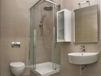 Дизайн маленькой ванны совмещенной с туалетом + Полезные советы по ремонту