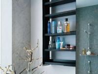 8 вариантов размещения настенных полок в интерьере ванной, выбор материала и размера (100+ фото) настенные полочки для ванной комнаты