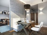 Идеи планировки квартиры-студии 30 кв.м с фото