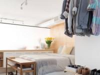 Как хранить скатерти, полотенца и прихватки на кухне: 9 интересных идей
