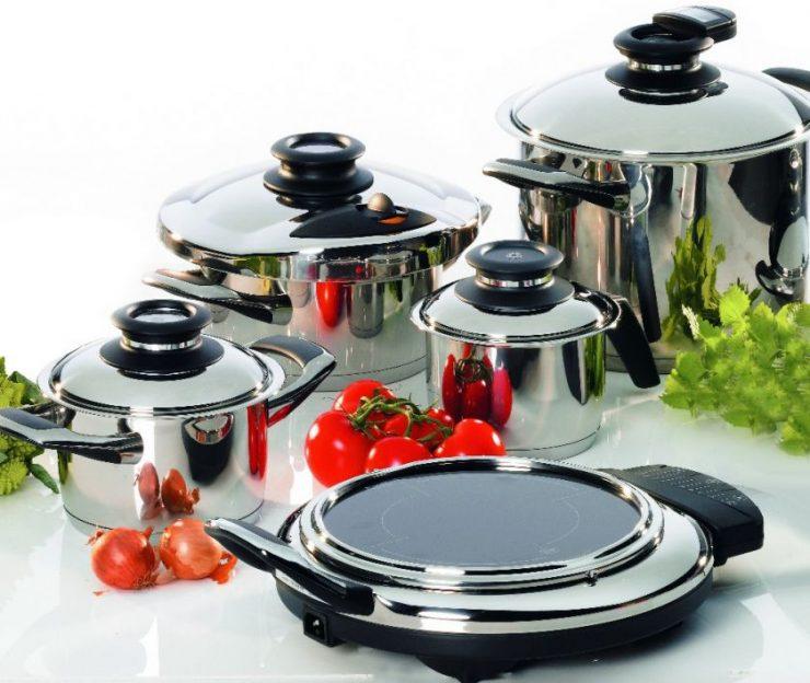 Интересная посуда для кухни