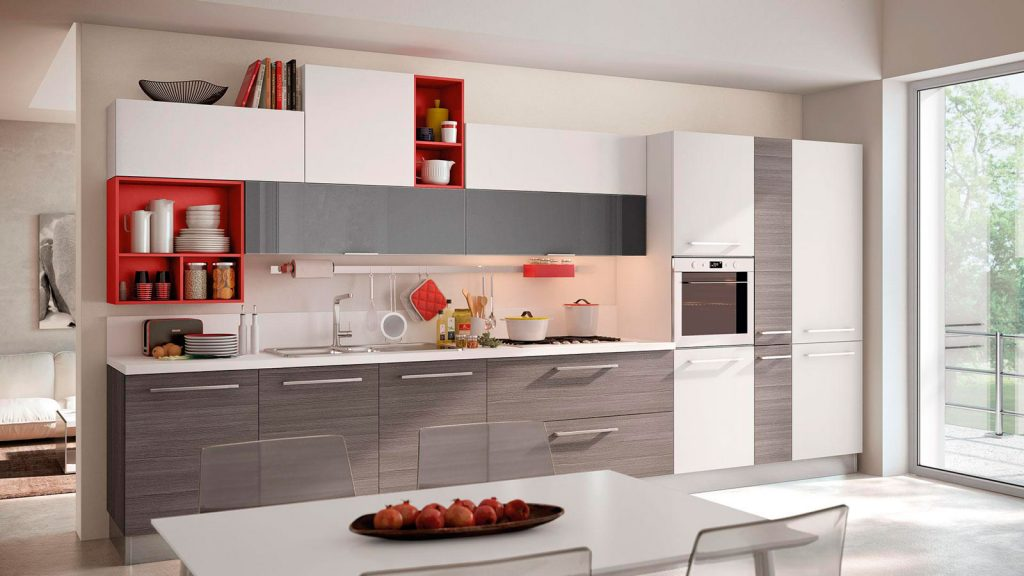 кухня дизайн 2019 1