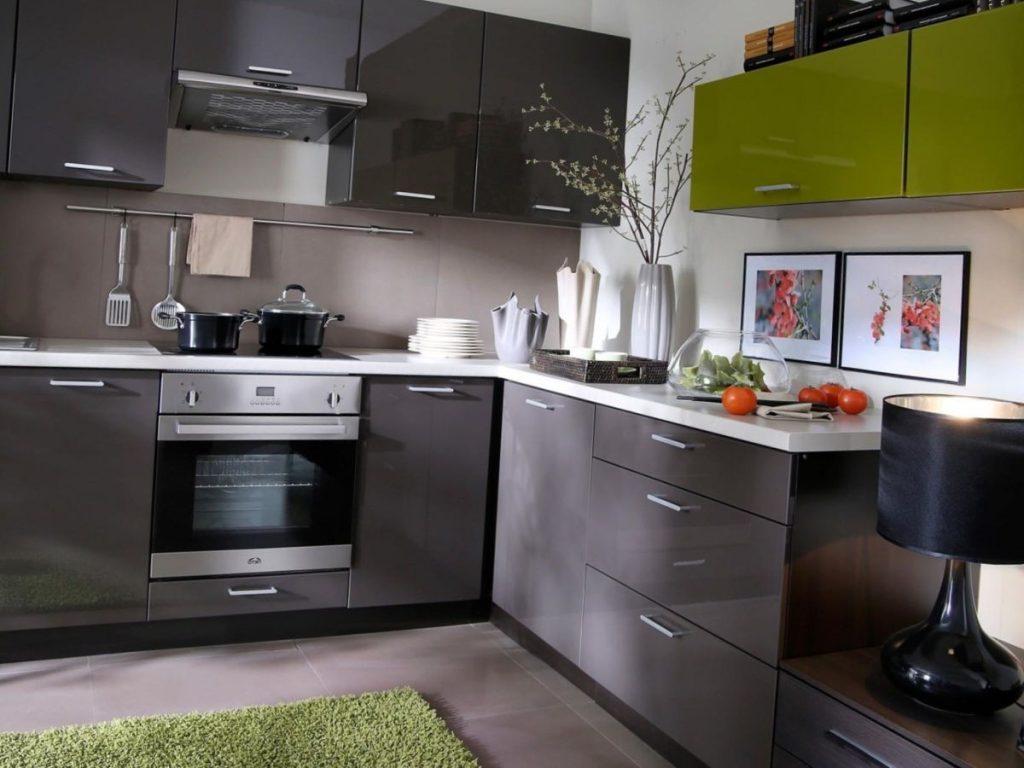 дизайн интерьера кухни 3