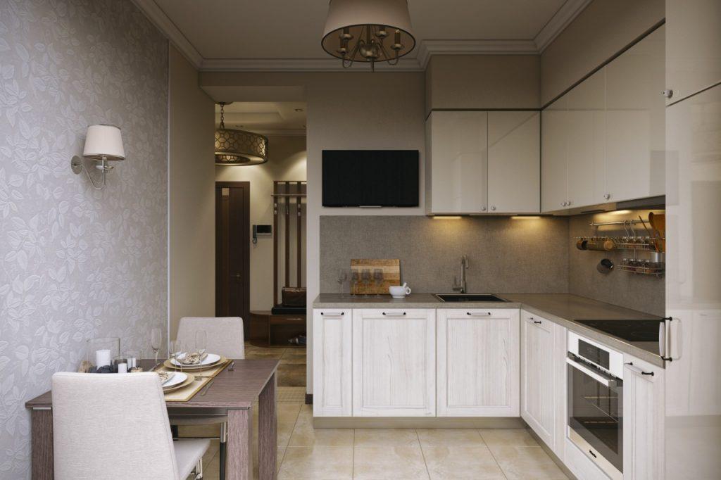 кухни фото дизайн 2019 года новинки угловые 10 кв м фото 5