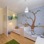 Детская комната для двоих детей