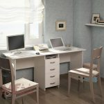 Детская комната для двоих мальчиков рабочее место